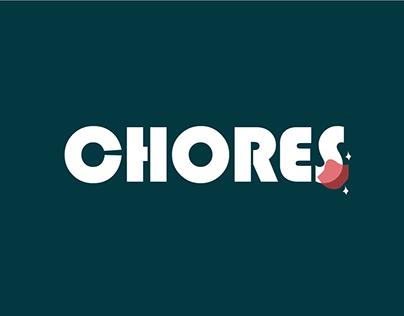 CHORES - House Cleaning Website (UI / UX Design)