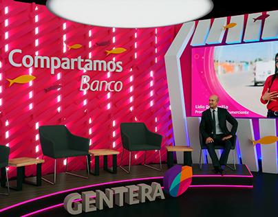 COMPARTAMOS BANCO/GENTERA STAGE