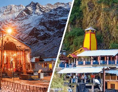 Exceptional luxurious chardham yatra budget trip