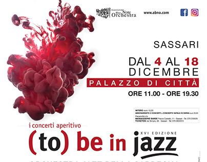To Be in Jazz 2016 - XVI Edizione