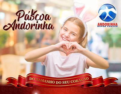 Campanha de Páscooa Andorinha Hiper 2019