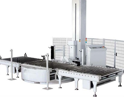 PALLET WRAPPING MACHINE FROM FHOPEPACK.COM