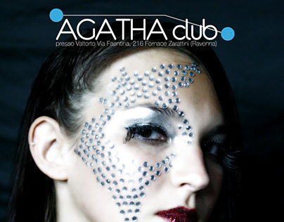 Flyer for Agatha Club