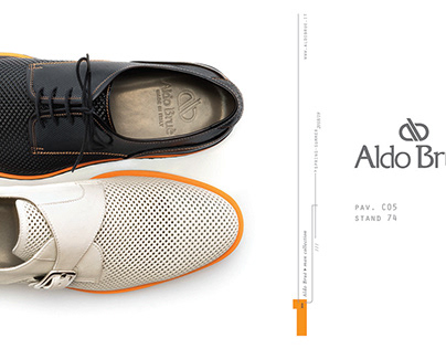 Aldo Bruè // advertising // Spring Summer collection //