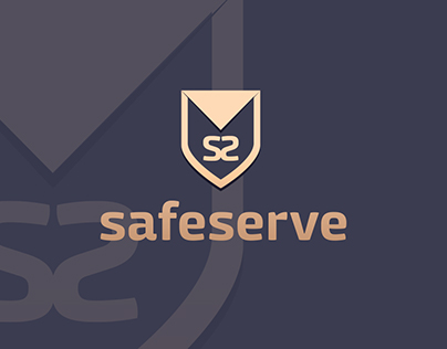 Safe Serve Identity Design, Web Design & Development