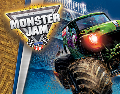 Monster Jam Licensed Product Packaging Program