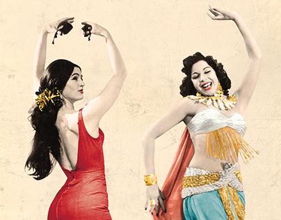 Show dance La Concha del Raval