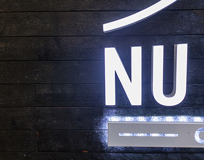 """""""NU WAVE Cafe"""" Project & Realy"""