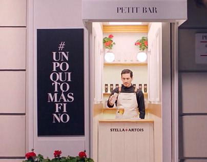Stella Artois - Petit Bar