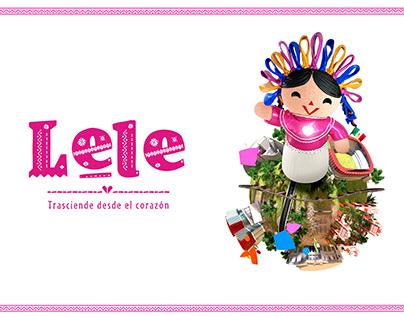 LELE/Trasciende desde el corazón-From the heart VFX
