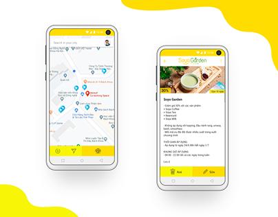Yellow Mobile App