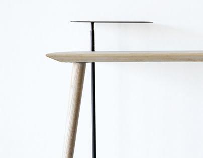 reverse desk