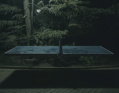 VFX - A Floating Pingpong Table