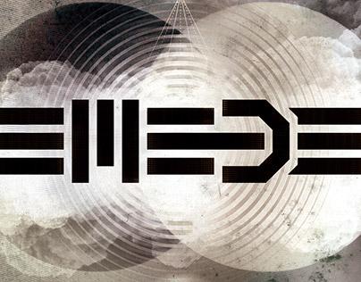 Logo y arte de tapa para EMEDE - banda de rock