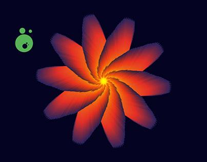flower the tilde Learn | illustrator tutorial
