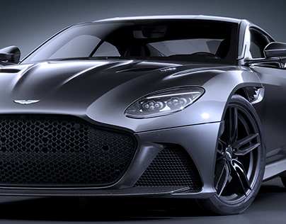 ASTON DBS SUPERLEGGERA