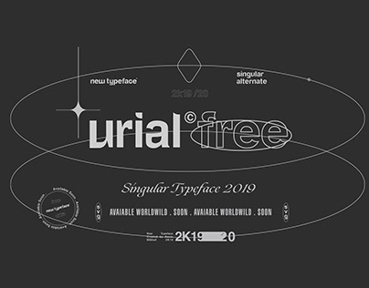 Urial - Typeface