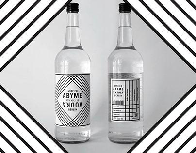 Abyme Vodka