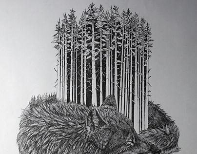 Страж леса