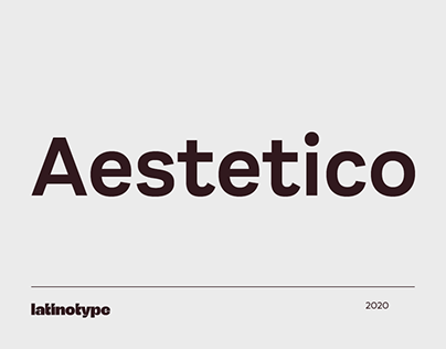 Aestetico
