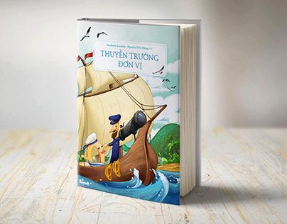 Thuyen Truong Don Vi Illustration