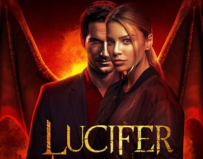 LUCIFER season 5 unofficial poster