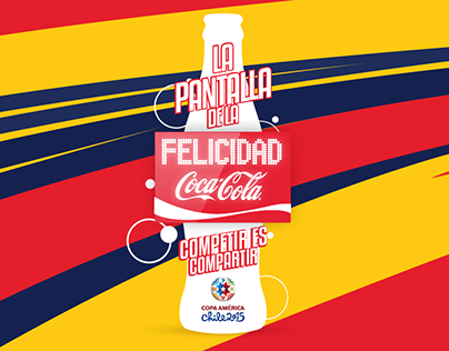 Coca Cola Copa América 2015
