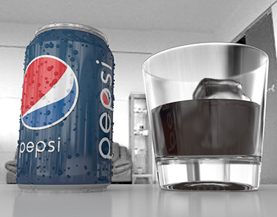 Pepsi Motion Design