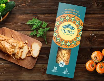 Nikolaev cheese dairies: Caucasian cheeses