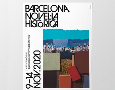 Barcelona Novel·la Històrica 2020