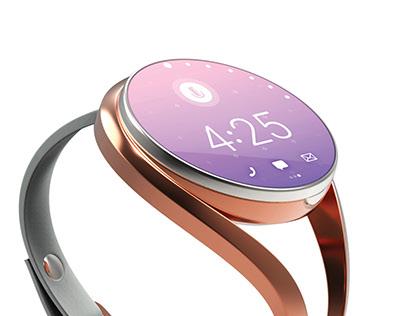 Fossil: Smart Watch