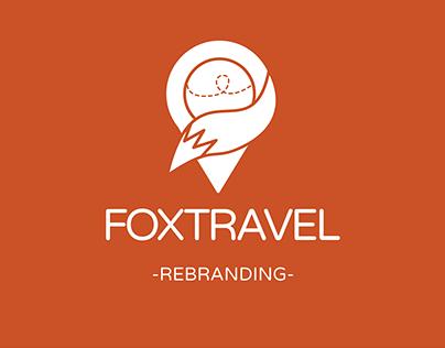 FOXTRAVEL - Rebranding
