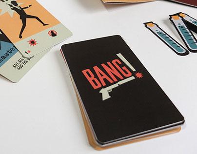 BANG! The Spy Edition