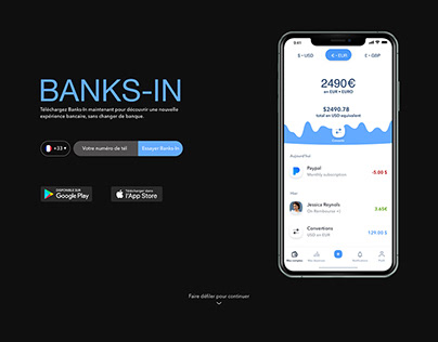 Banks'In