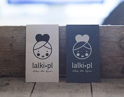 Lalki.pl - logo