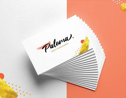 Logo Paloma