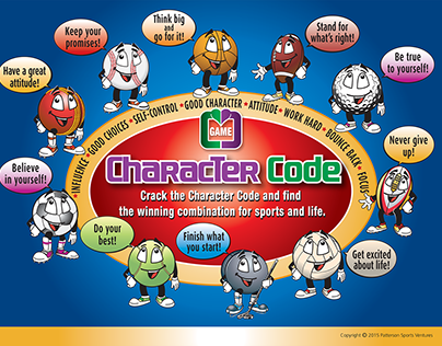 Character Code Game