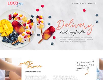 Restaurants & Food Websites