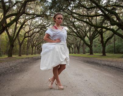 Fashion White Project