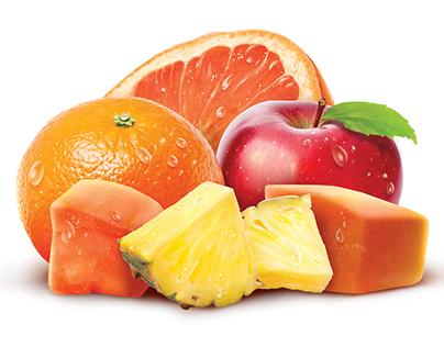 SuperValu Fruit Illustrations