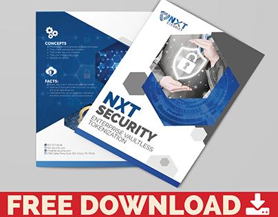 Free Multipurpose InDesign Brochure Template Sep 17