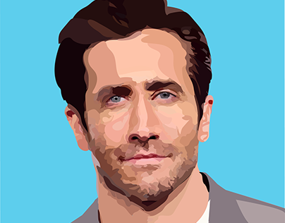 Jake Gyllenhaal Illustration