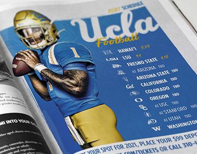 2020 UCLA Athletics Magazine Ads