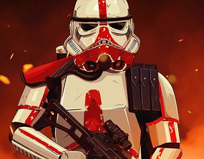 Star Wars: Trooper Portraits