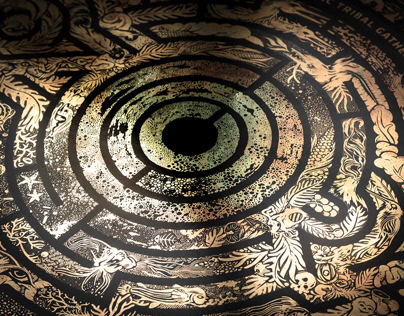 Psychedelic Tribal Gathering - OZORA Festival '18