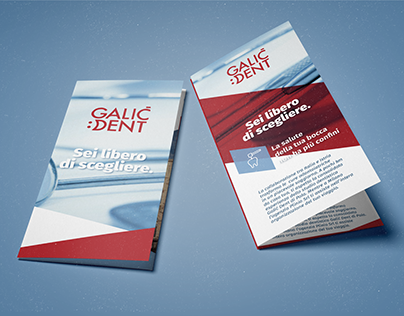 Galic Dent | Trifold Brochure