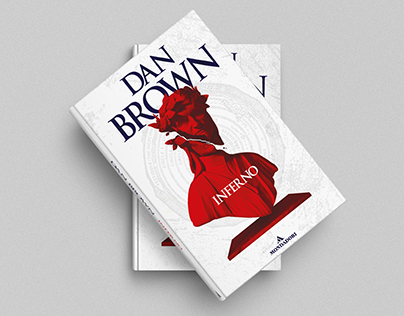 Dan Brown Book Collection // Book Cover Concept