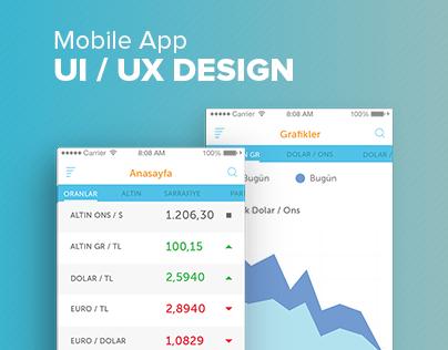 GoldPara - iOS App