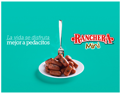 RANCHERA Mini - Pedacitos
