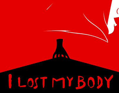 I Lost My Body Poster Variants